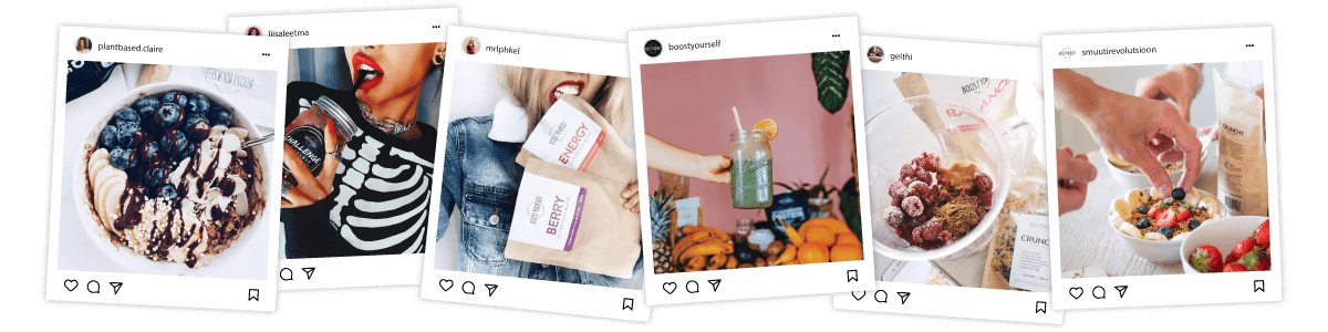 Boost Yourself instagramis Boostyourself