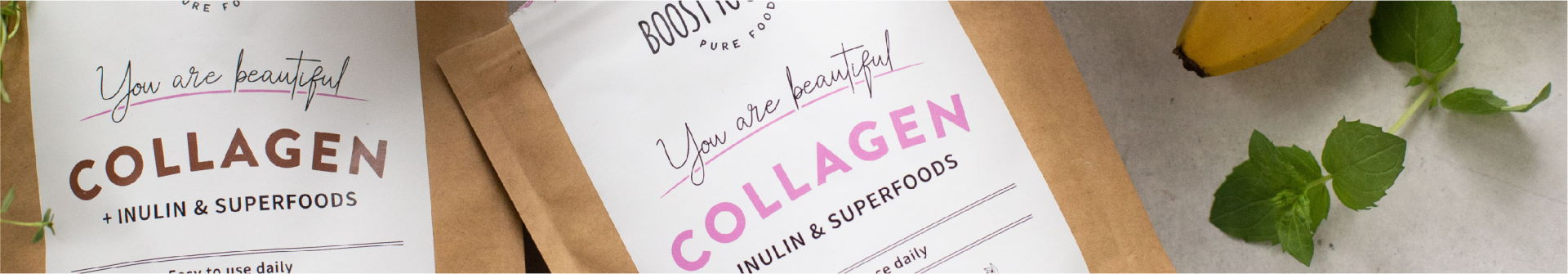 Boost Yourself Collagen