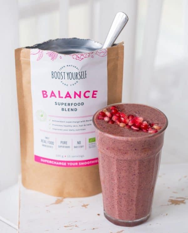 Boost Yourself Balance Multivitamin supertoidusegu smuutidele