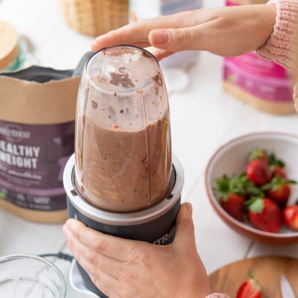Boost Yourself Nutribullet blender