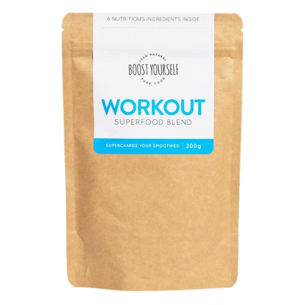 Boost Yourself Workout tervisesegu