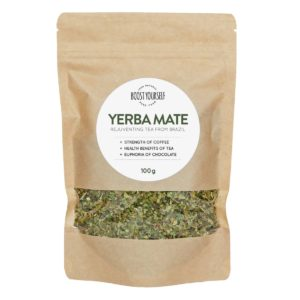 Boost Youself Yerba Mate tee