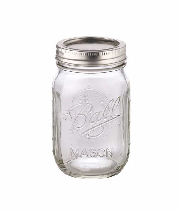 Smuutipurk Mason Jar