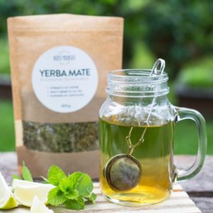 Boost Yourself Yerba Mate tee
