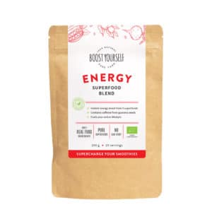 Boost Yourself Energy supertoidusegu