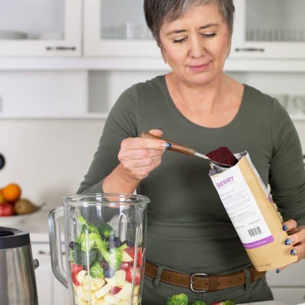 Boost Yourself Berry supertoidusegu