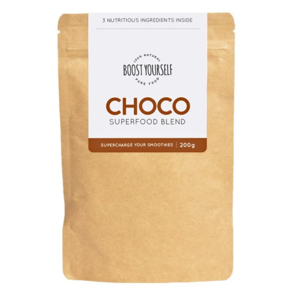 Boost Yourself Choco supertoidusegu smuutidele