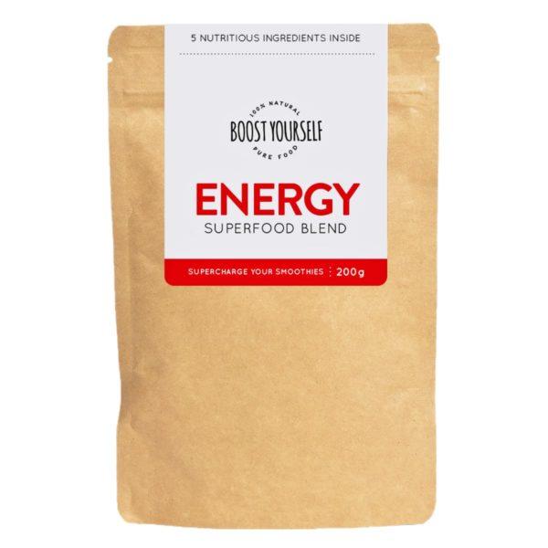 Boost Yourself Energy supertoidusegu smuutidele