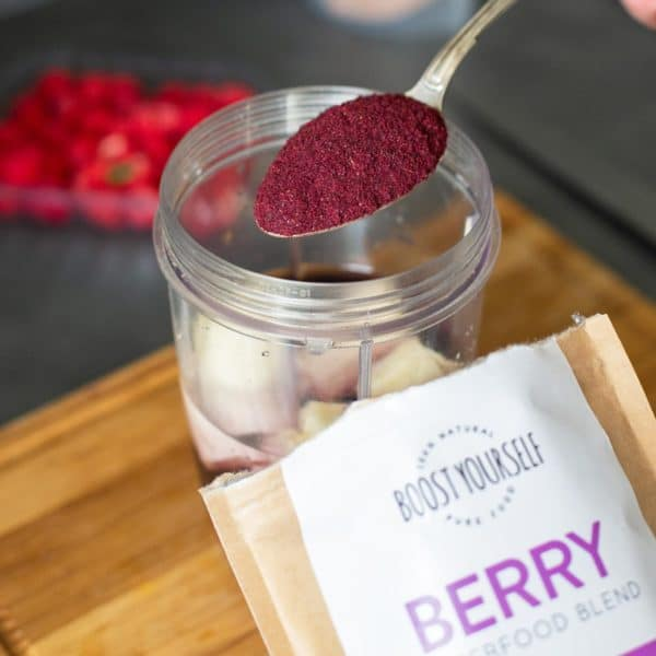 Boost Yourself Berry supertoidusegu