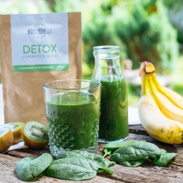 Rohelised smuutiretseptid