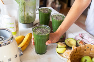 Rohelised kaalualandavad smuutid