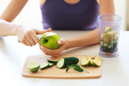 Detox puhastuskuur roheliste smuutidega annab parema enesetunde