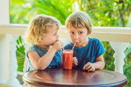 Supertoidud mis aitavad lastel tervislikult toituda ja on smuuti sees maitsvad
