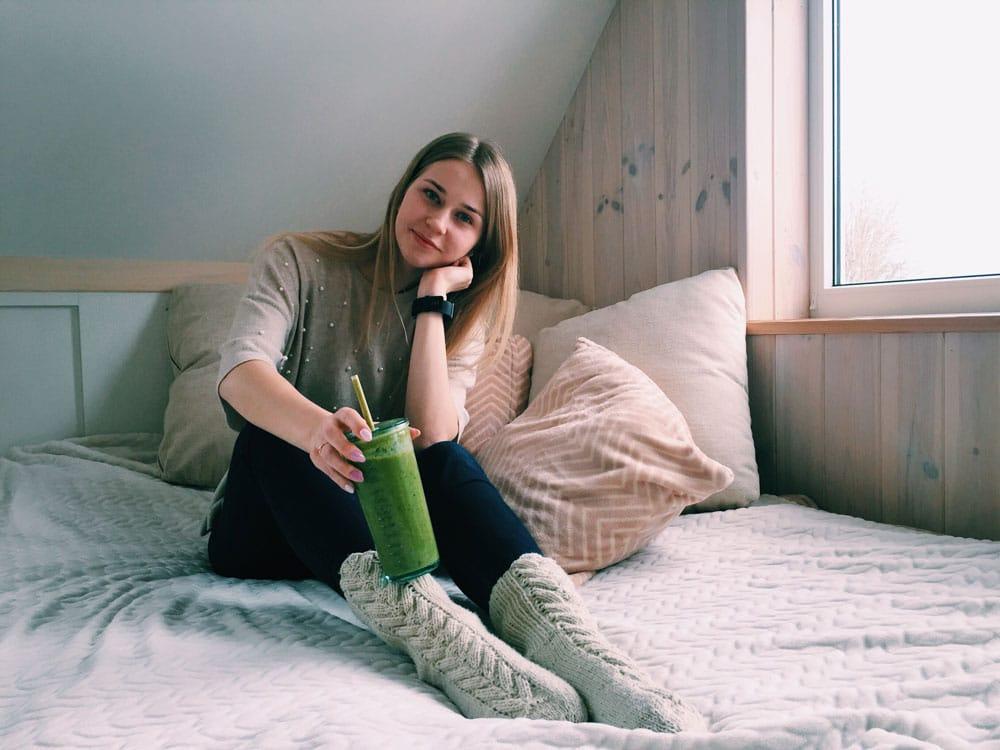 Boost Yourself smuutid aitasid leida tasakaalu toitumises