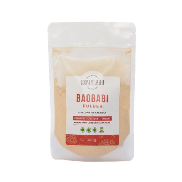 Boost Yourself Baobab pulber