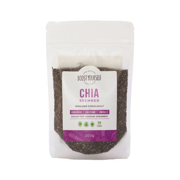 Boost Yourself Chia seemned