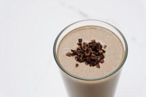 Boost Yourself trennijargne kakao proteiinismuuti