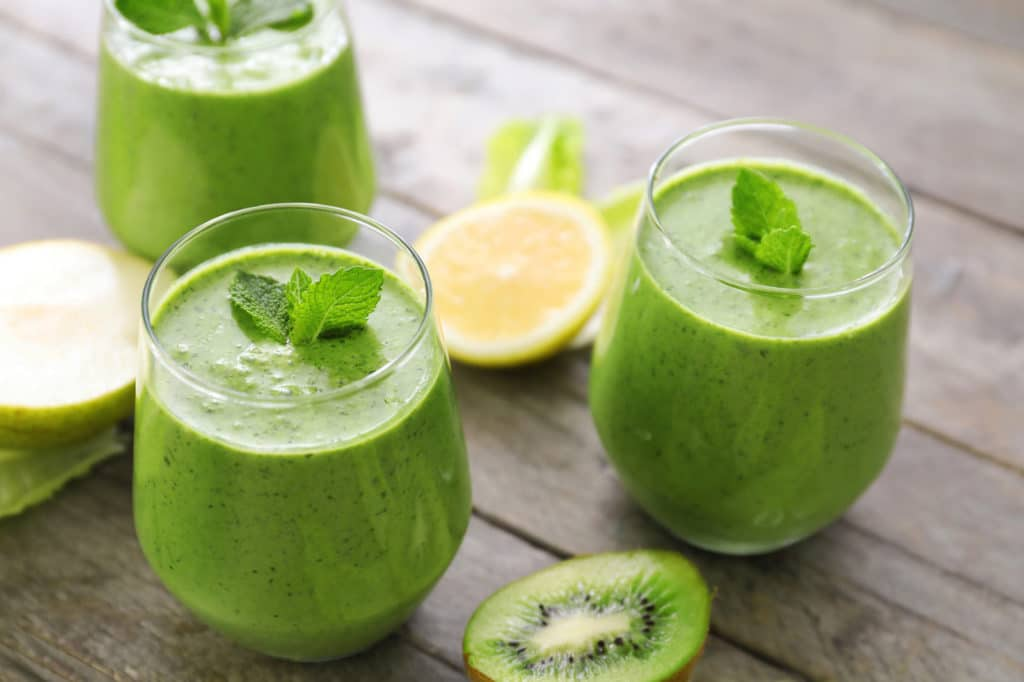 Kuidas alustada roheliste smuutidega