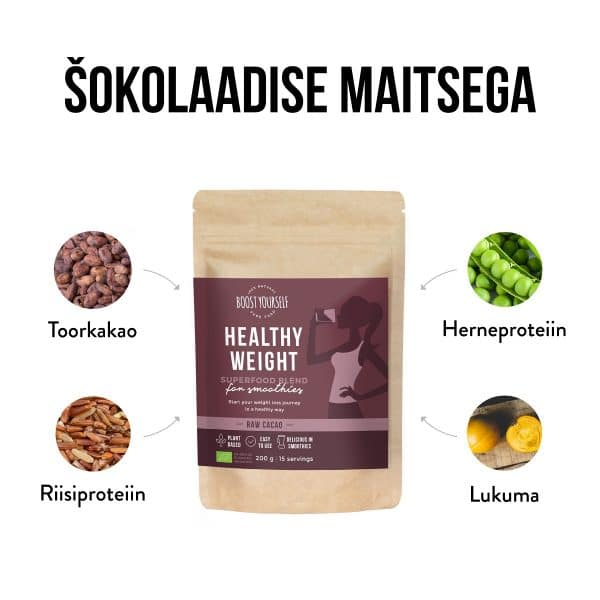 Boost Yourself Healthy Weight kakao supertoidusegu
