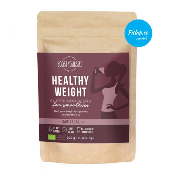 boost yourself healthy weight Raw_Cacao