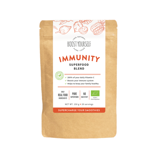 Boost Yourself Immunity