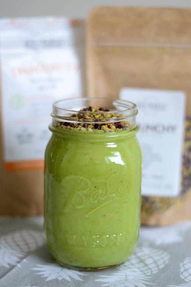 Boost Yourself kogu pere vitamiinipomm Immunity supertoidusegu ja crunchy seemned