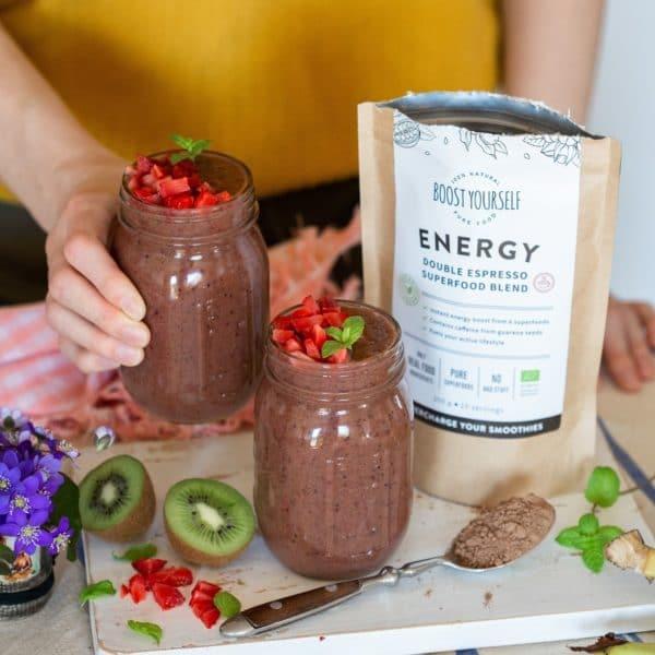 Boost Yourself Energy Double Espresso supertoidusegu