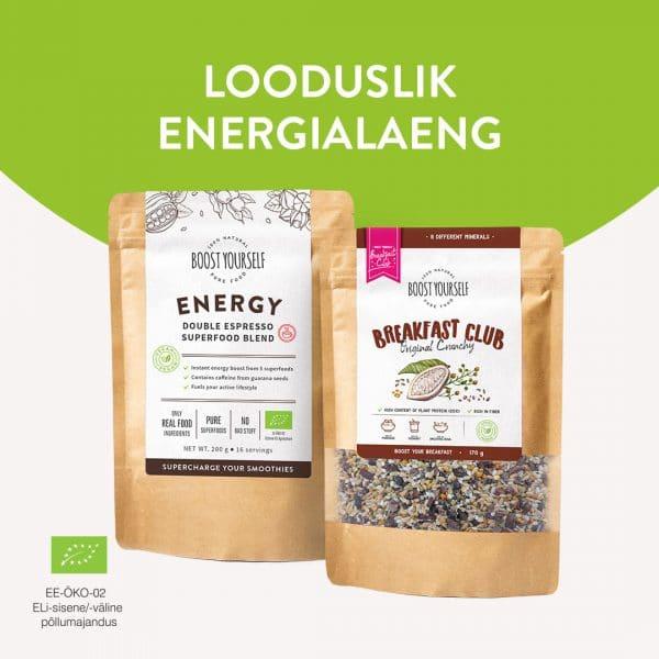 Loodusliku energialaengu kombo