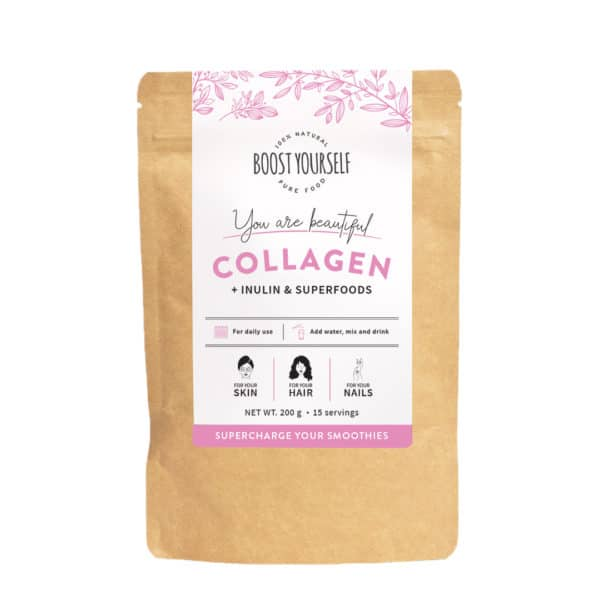Boost Yourself collagen supertoidusegu
