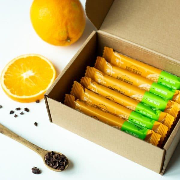 Boost Yourself apelsini-kakao batoon