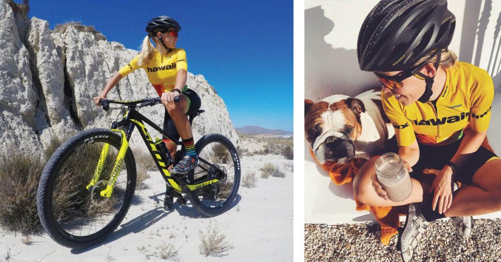 Boost Yourself maastikujalgrattur Janika Lõiv