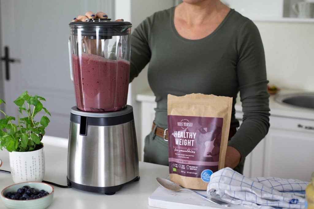 Boost Yourself Healthy Weight Smoothie