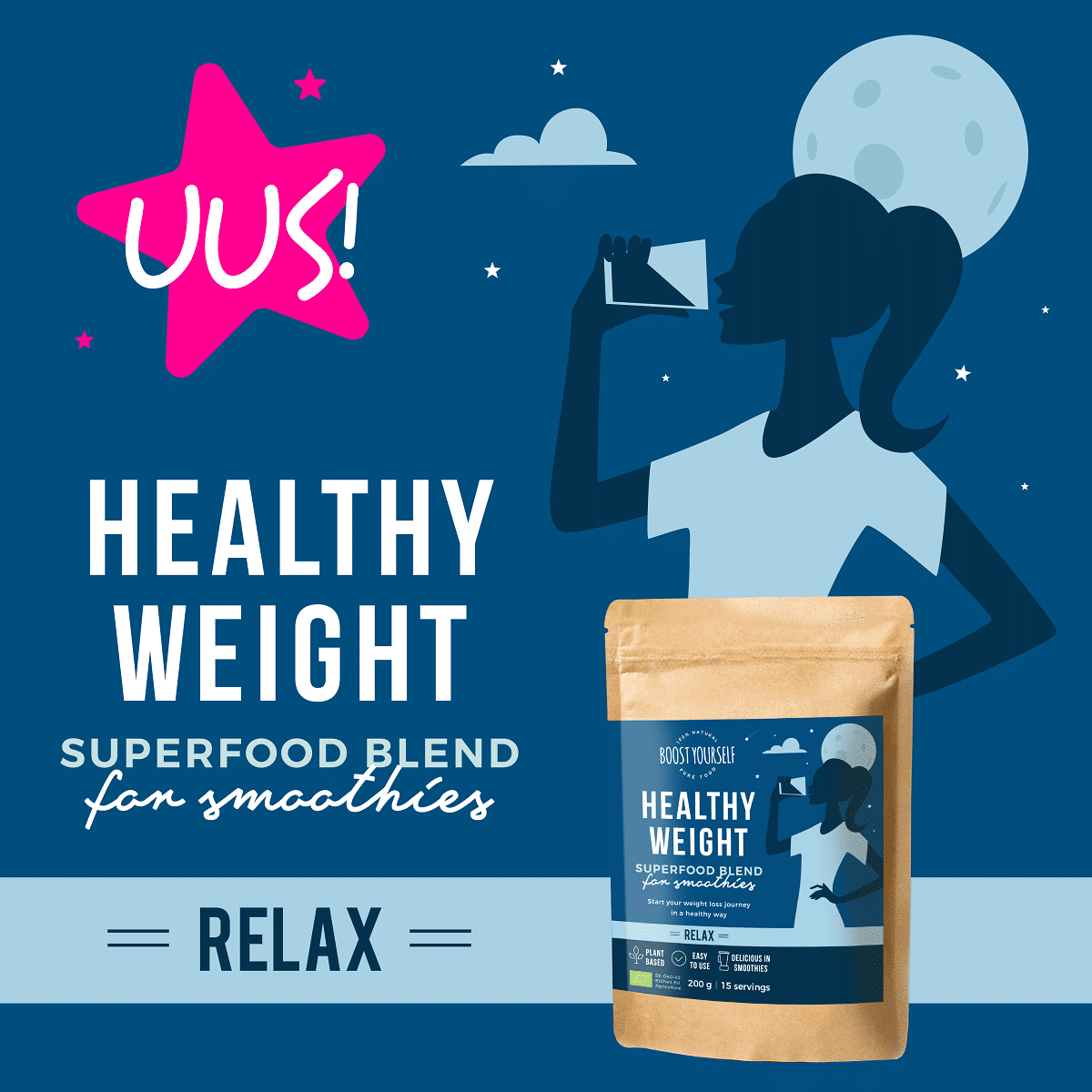 Boost Yourself Healthy Weight Relax supertoidusegu