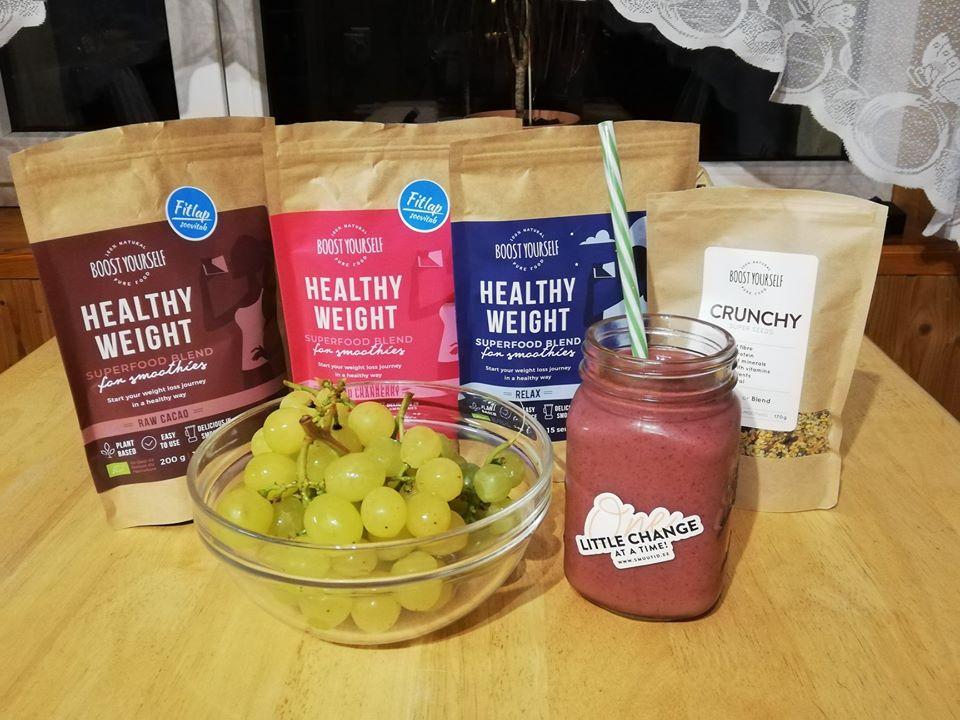 Maretha kogemus Healthy Weight kava ja supertoidusegudega