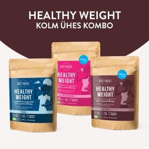 Boost Yourself Healthy Weight kolm ühes kombo