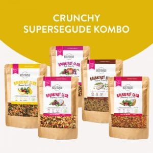 Boost Yourself Crunchy supersegude kombo