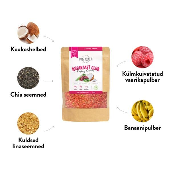 Boost Yourself Crunchy supersegu pudrule
