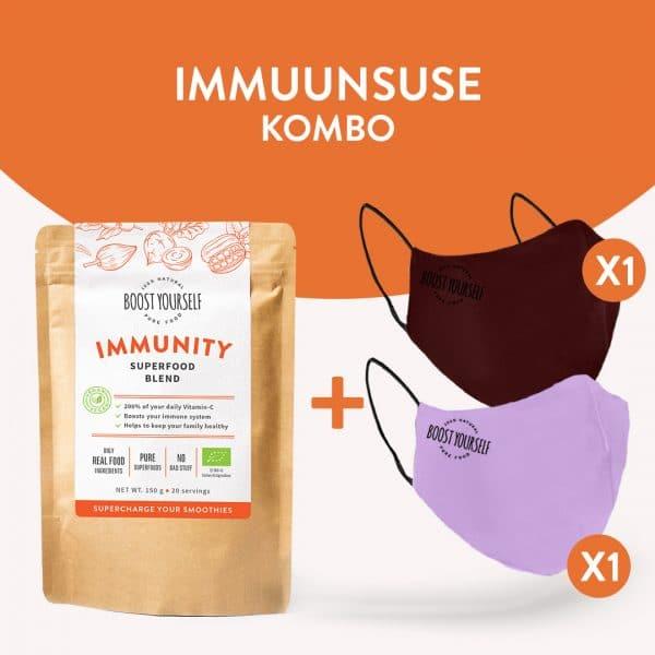 immuunsuse kombo 2 boost yourself
