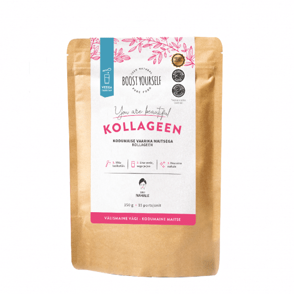Boost yourself vaarika kollageen 150g