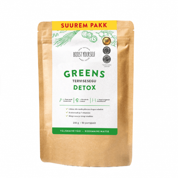 Boost Yourself detox 250g