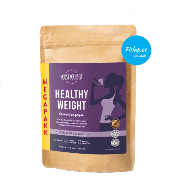 Boost Yourself Healthy Weight metsamarja 500g