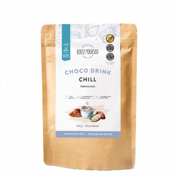 Boost Yourself choco drink chill 200g