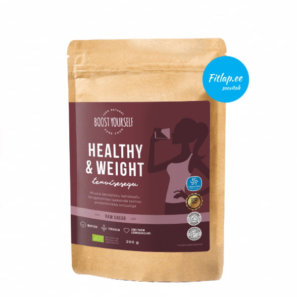 Boost Yourself Healthy & Weight raw cacao_200g