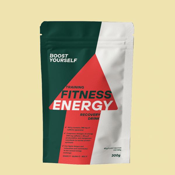 Boost Yourself spordisari training fitness energy 300g