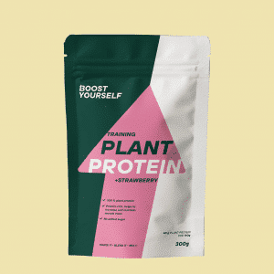Boost Yourself training plant protein strawberry 300g