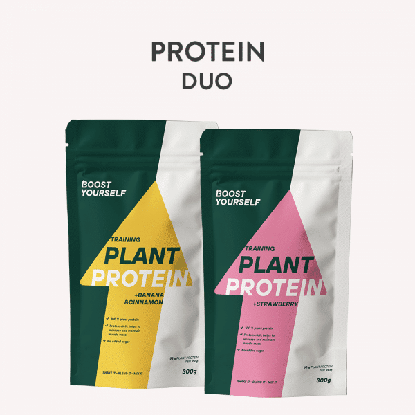 protein duo combo Boost Yourself