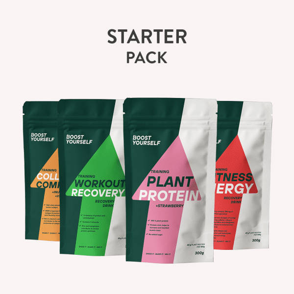 starter pack Boost Yourself